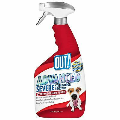 Pet Odor Removing (Pet Stain Odor Remover Eliminator Dog Cat Urine Effective Carpet Cleaner)