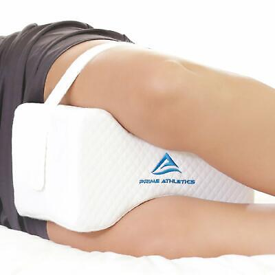 Knee Pillow for Side Sleepers - Sciatic Nerve Back Pain Relief, Best for