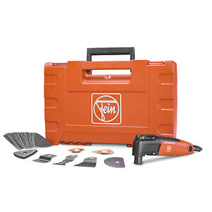 Fein FMM 250Q 250W MultiMaster Select Plus Oscillating Detail Sander Tool Kit