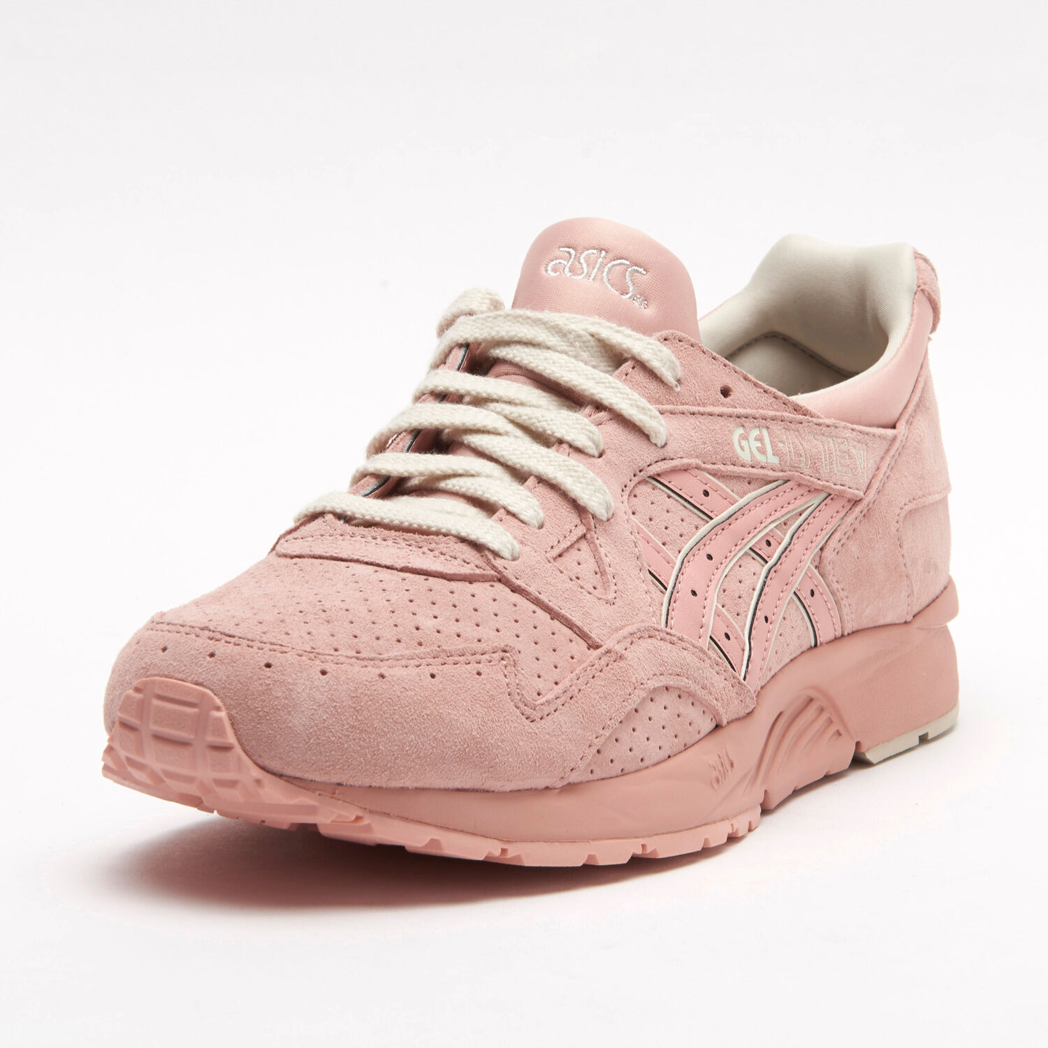 asics in beige