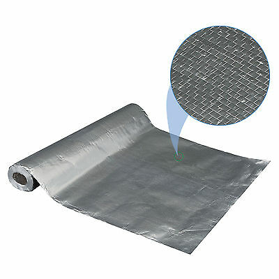 4x500 Radiant Barrier Solar Attic Aluminum Foil Reflective Insulation 2000sqft