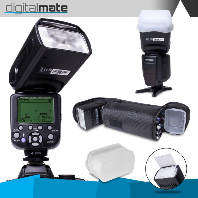 Digitalmate SB680N TTL SpeedLight Bounce Zoom Swivel Flash For Nikon DSLR Camera