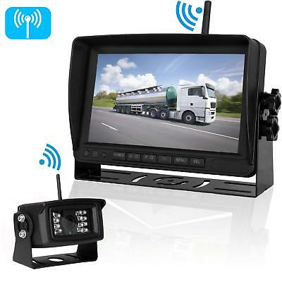 Best Digital Wireless Backup Camera System iStrong  for RV/Truck/Trailer/5th (Best Wireless Backup Camera System)