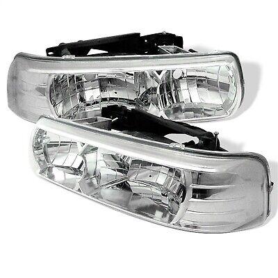 Spyder Auto 5012487 Crystal Headlights