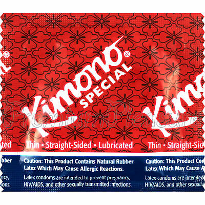 Kimono Special condoms *Ultra Thin Sensitive* Made in Japan Best Value and