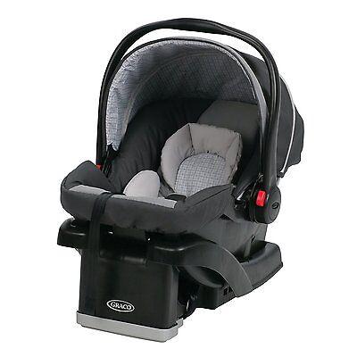 Graco SnugRide 30 Click Connect Baby Infant Car Seat, Glacier   1926889