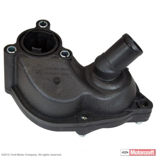 Engine Coolant Thermostat Housing-4 Door Lower MOTORCRAFT RH-258