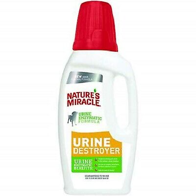 Nature's Miracle Urine Destroyer Formula Stain & Residue Eli