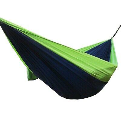 hamdhngs double nylon hammock navy blue light