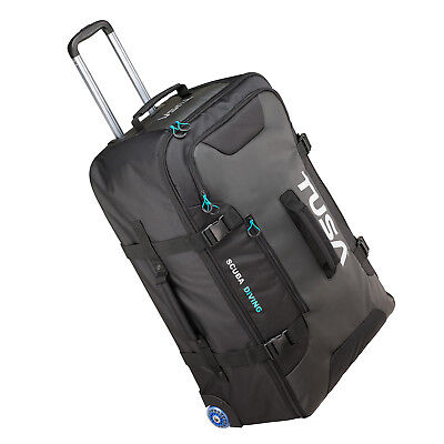 TUSA BA0203 Roller Travel Bag with Telescoping Handle 311fb1839822c