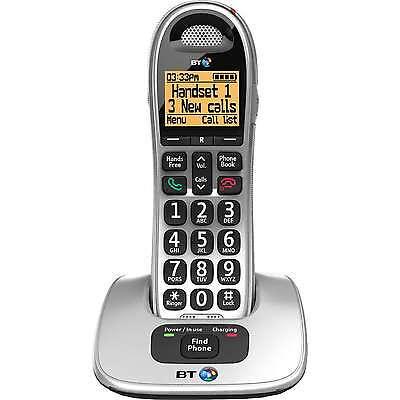 BT 4000 Single Telephone - Dect phone