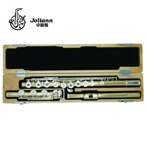 Flute  Gold copper tube