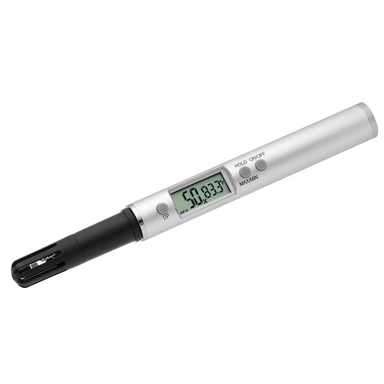 30.5025 La Crosse Technology TFA Professional Digital Thermo-Hygrometer - Silver