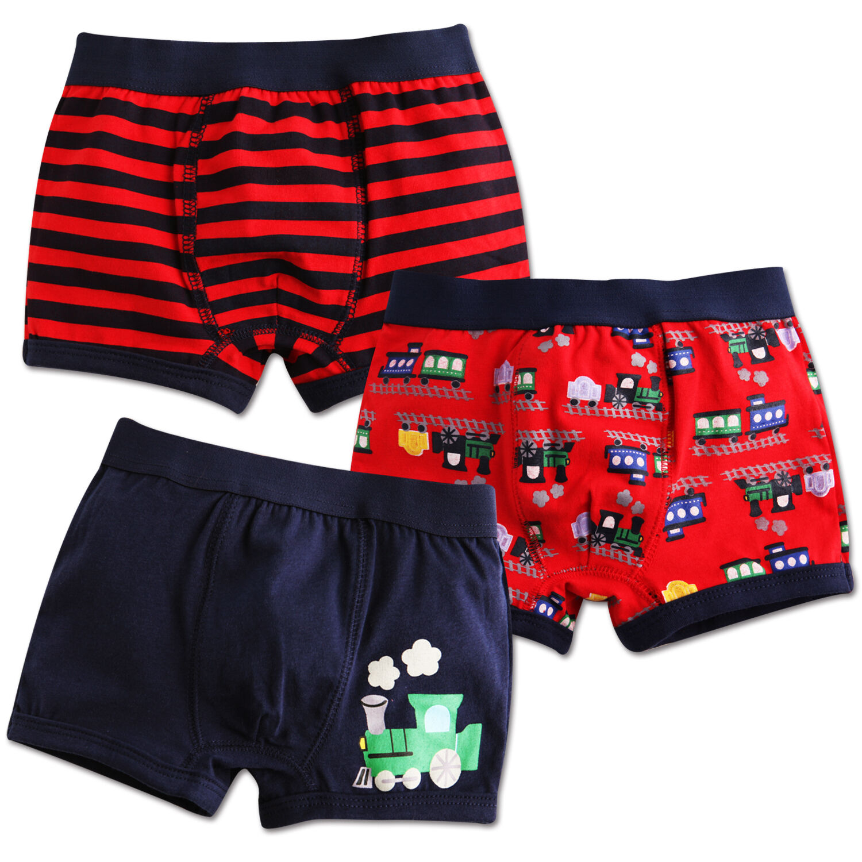 "Vaenait Baby Kids Short Underwear Boys Pantie Set ""Boxer cho"