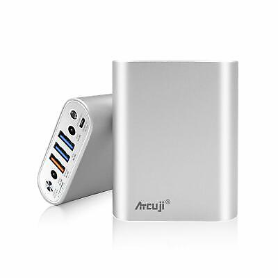 Atcuji 75Wh Macbook Air Portable Charger External Battery Power Bank Magsafe2 1, used for sale  Shipping to India