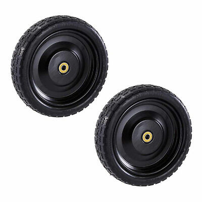 Gorilla Carts 13 Inch No Flat Replacement Tire Utility Cart 2 Pack Open Box