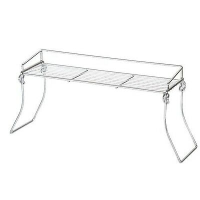 Mainstays Over the Sink Shelf, Chrome by Mainstays