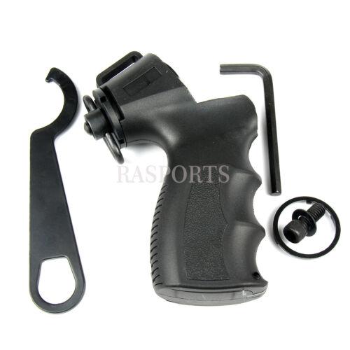 Mossberg 500 590 Maverick 88 Shotgun Grip w/Sling Swivel + Steel Wrench