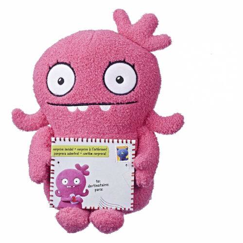 Ugly Dolls Yours Truly Moxy Stuffed Plush Toy - 9.75 inches