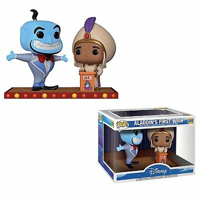 Funko POP! Disney: Movie Moment: Aladdin - Genie