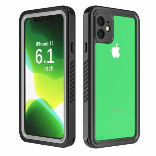 For Apple iPhone 11 Case Full Protection Waterproof Support