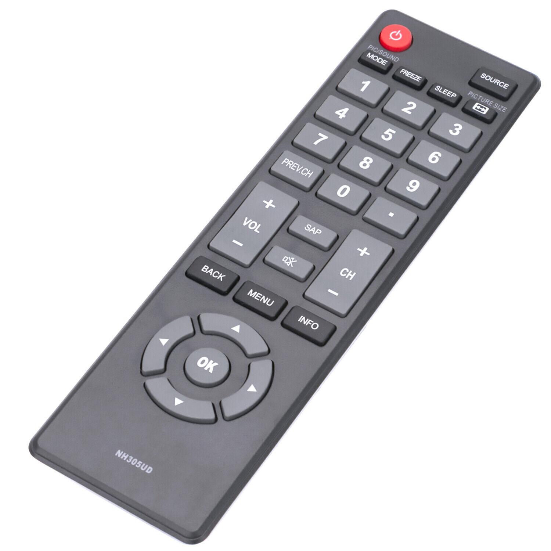 New NH305UD Remote Control for Emerson TV LF501EM4F LF501EM5