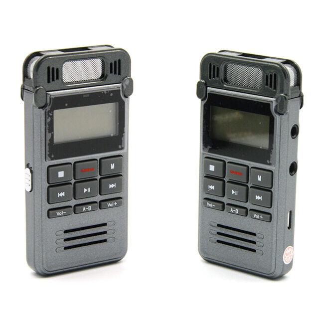 Ghost EVP recorder 8GB hunting paranormal investigation equipment digital voice