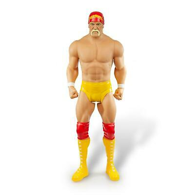 "WWE Hulk Hogan Action Figure | Giant Sized Wrestler Great for Kids | 31"" Tall"