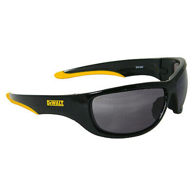 Dewalt Dominator Smokegray Safety Glasses Sunglasses Z87.1