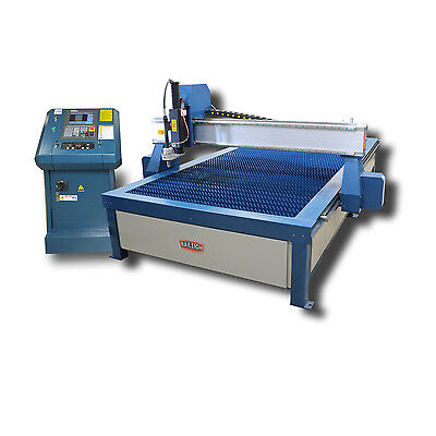 Baileigh Pt-105hd 5 X 10 Cnc Plasma Table Free Shipping