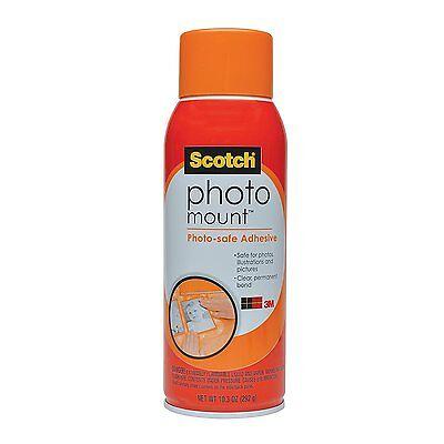 Scotchr Photo Mount Tm Photo-safe Spray Adhesive 6094 10.3 Oz