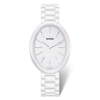Rado R53092012 Women's Esenza Ceramic White Quartz Watch