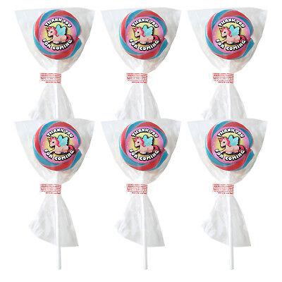 Party Bag Lollies SPACE Bubble Gum Flavour Lollipops x 6 Boys Lolly Pop](Space Lollipops)