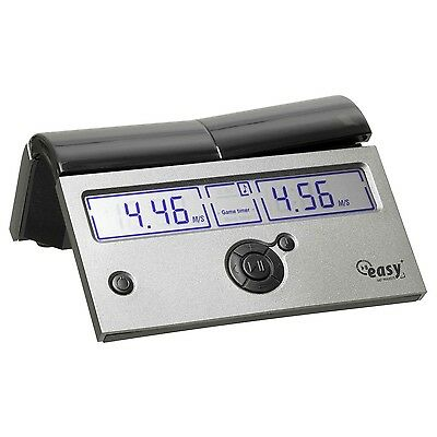 Digital Chess Clock DGT Easy Plus + - timer - Schachuhr. Orologio per scacchi