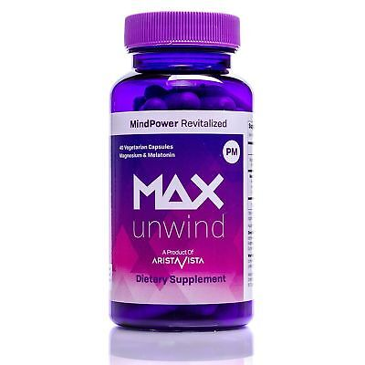 Sleep Aid All Natural Deep Nature Made Aids for Adults Best Midnite Calm (Best Magnesium For Sleep)