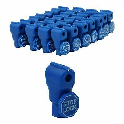 50pcs Retail Security Stop Lock Retail Store Anti-theft Stop Lock 6mm