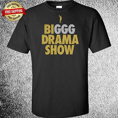 Ggg Black T Shirt Biggg Drama Show Gennady Golovkin