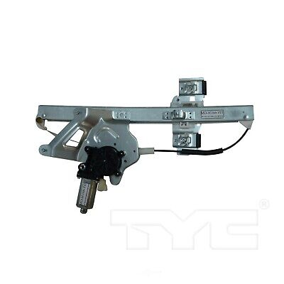 Power Window Motor and Regulator Assembly Front Left TYC fits 2000 Buick LeSabre