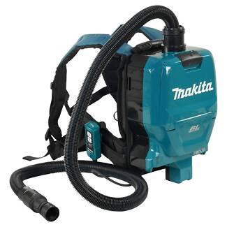Makita 36V (18Vx2) Mobile Brushless Backpack Vacuum DVC260Z