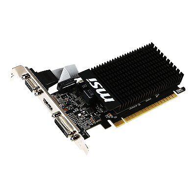 Msi Geforce Gt 710 2gd3h Lp Ddr3 19