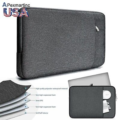 Neoprene Laptop Sleeve Case Carry Cover Bag Pouch for 13