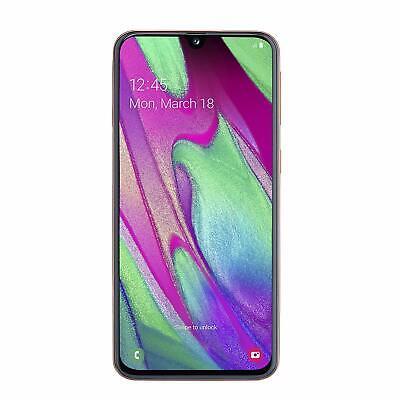 """Samsung Galaxy A40 (2019) 15 cm (5.9"""") 4 GB 64 GB Doppia SIM 4G Corallo Coral"""