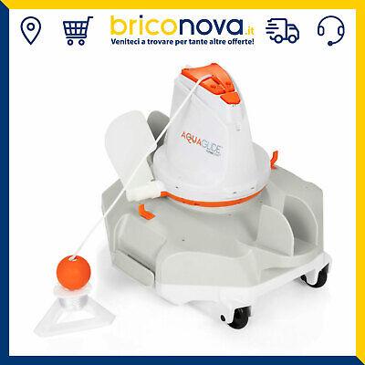 Robot Robottino pulitore aspiratore per pulizia piscina fuori terra Bestway