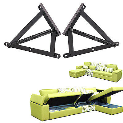 - Sofa Bed Box Mattress Lift Spring Mechanisms Storage Space Saving Hardware Hinge