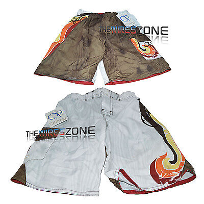 OP Sunwear Ocean Pacific Brown/White Size 6 Boys Swim Trunks Shorts Boardshorts at Sears.com