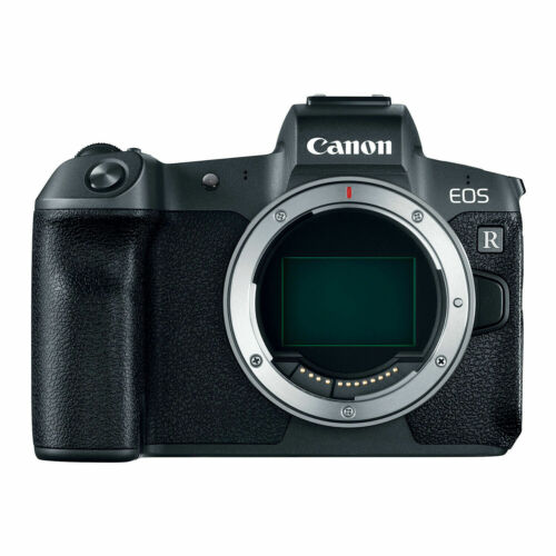 Brand New Canon EOS R Mirrorless Digital Camera with 24-105mm f/4-7.1 Lens