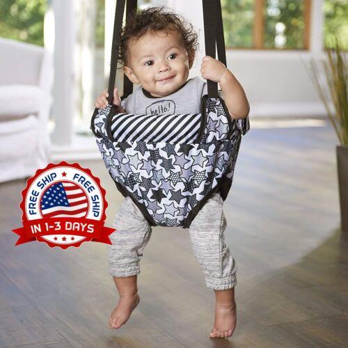 Exersaucer Doorway Jumper Baby Swing Bouncer Balanceo En La Puerta Para Bebe NEW