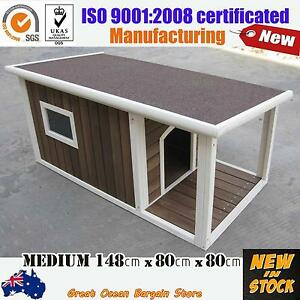 Brand New X-Large Wooden Hinged Top Dog House Chipping Norton Liverpool Area Preview