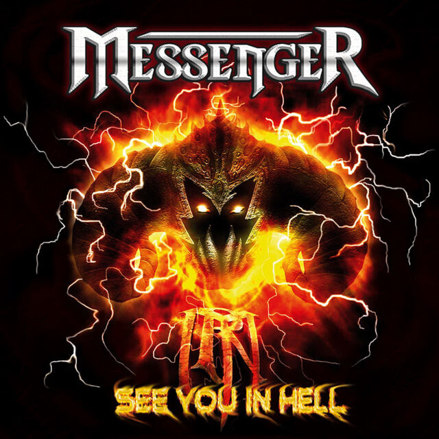 MESSENGER - See You In Hell - Digipak-CD - 205744