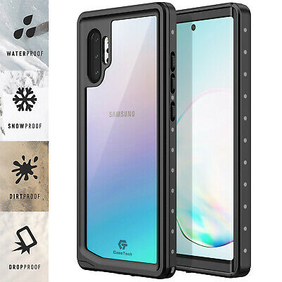 Samsung Galaxy Note 10 / 10+ Plus Case Waterproof Case Cover w/ Screen Protector